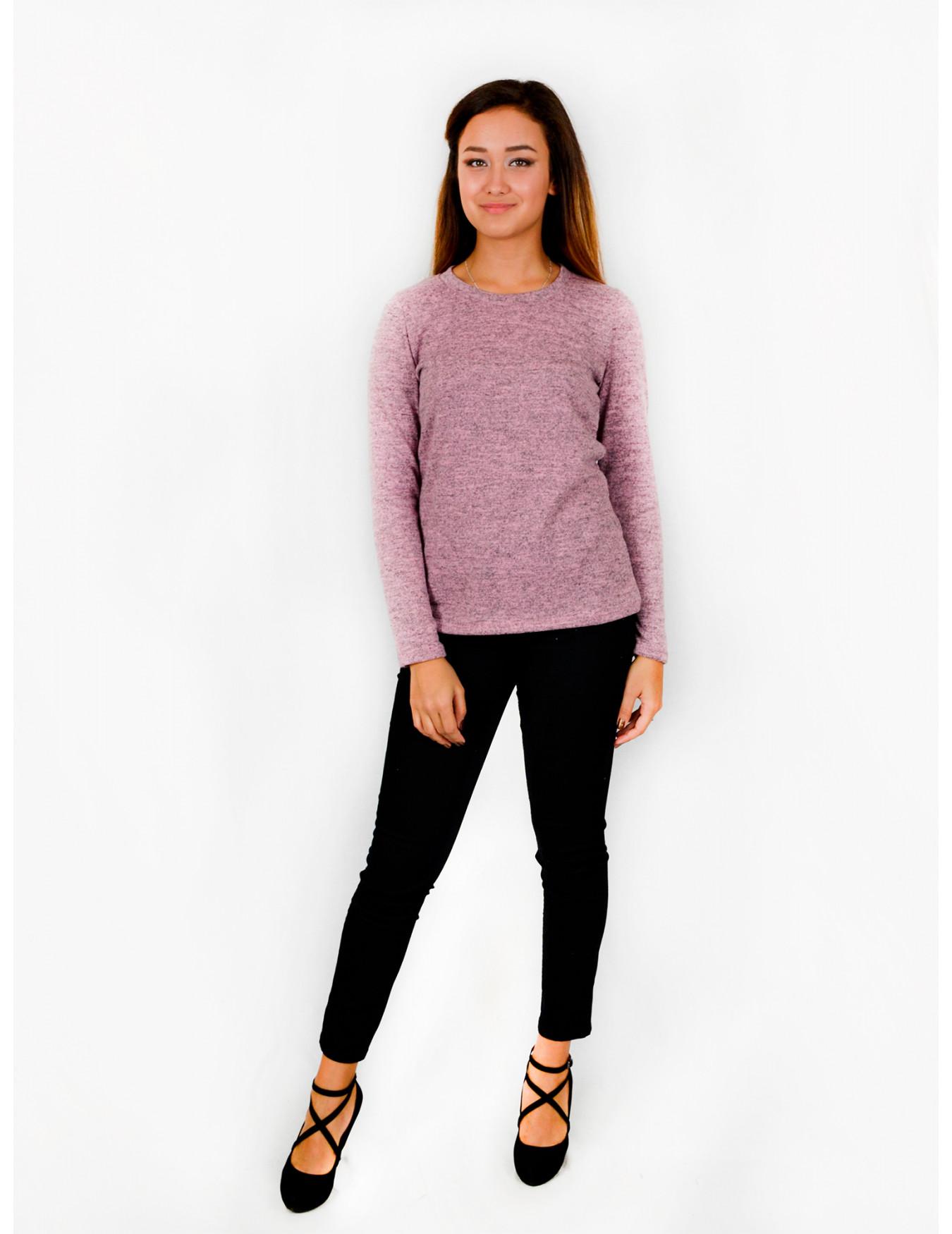 Блуза женская М-174 (розовый) р.44-62