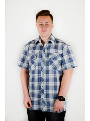 Сорочка мужская М-14к р.46-68