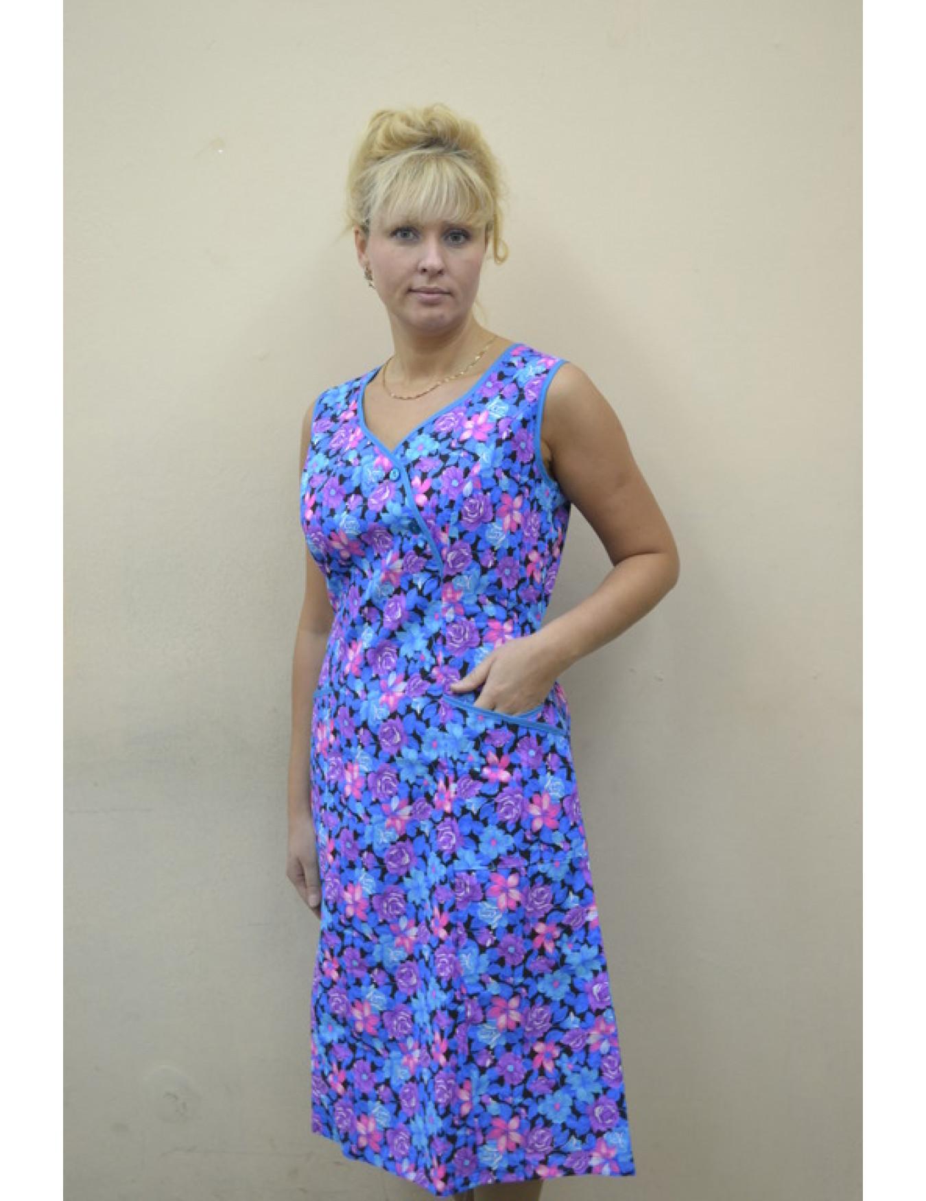Платье-Сарафан М-87 р.46-62
