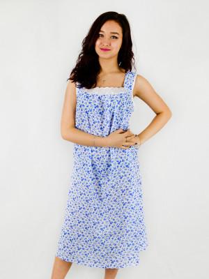 Сорочка женская М-31 (голубой) р.46-62
