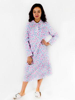 Сорочка женская М-38 (розовый) р.46-62